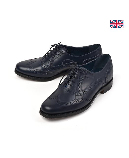 BARKER 牛皮鞋