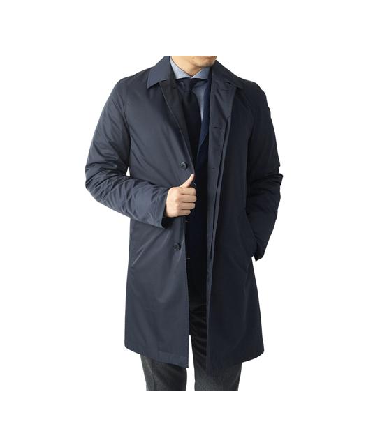 可拆卸鸭绒防雨大衣(纽约码)