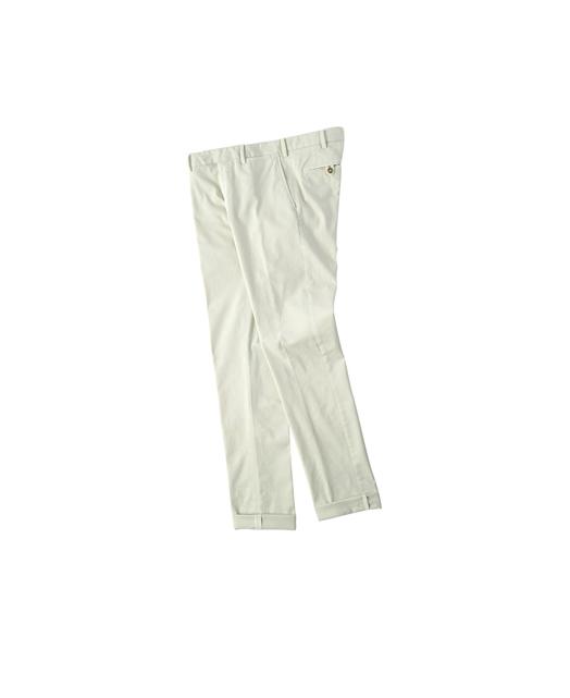 棉制松紧长裤