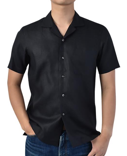 意大利短袖衬衫