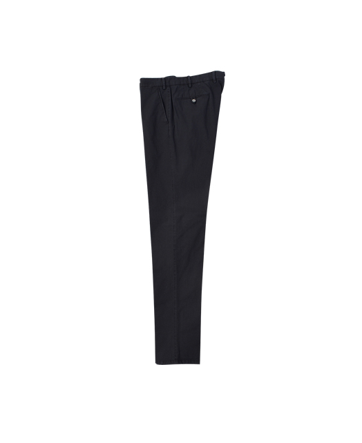 弹力棉制长裤