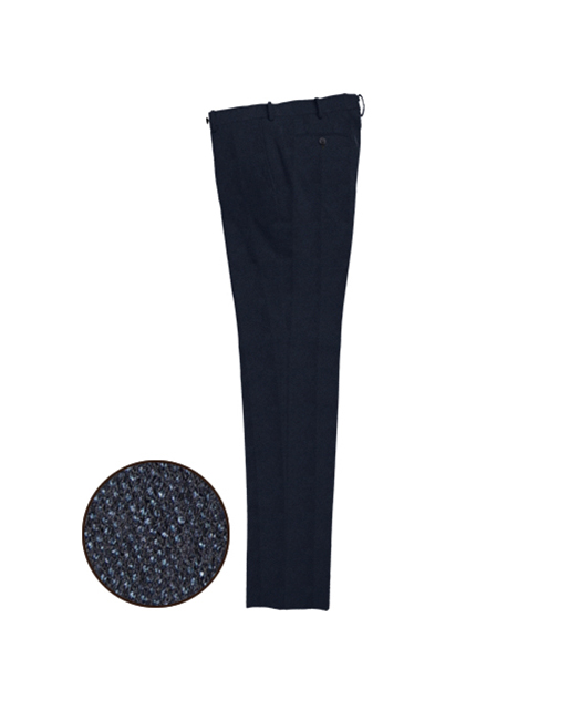 针织休闲西裤