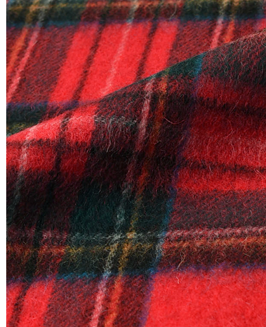 羊绒混纺围巾