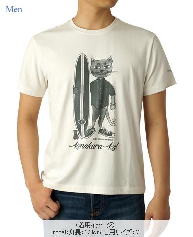 Kamakura Kat 短袖T恤