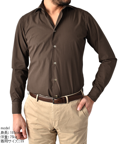 那不勒斯休闲衬衫