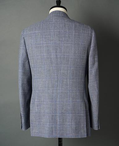 羊毛蚕丝亚麻外套