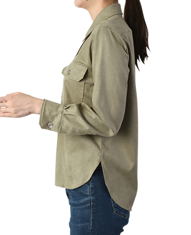 女士休闲衬衫