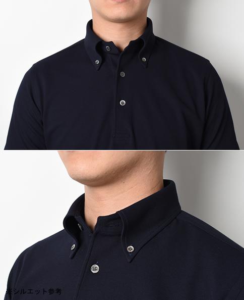 短袖Polo衬衫 (棉麻)