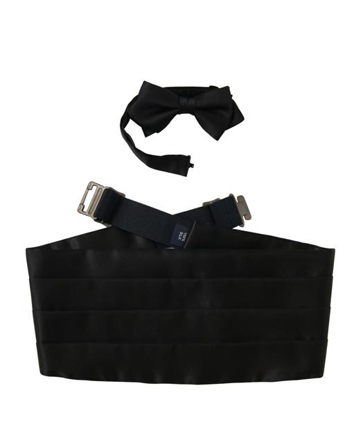 领结腹带套装