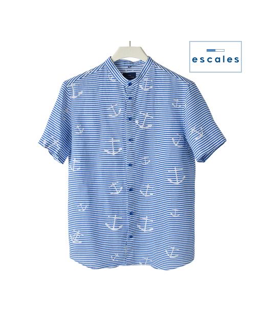 ESCALES 休闲衬衫