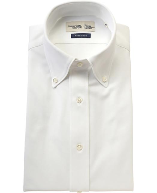 纽约码* 珠地布衬衫