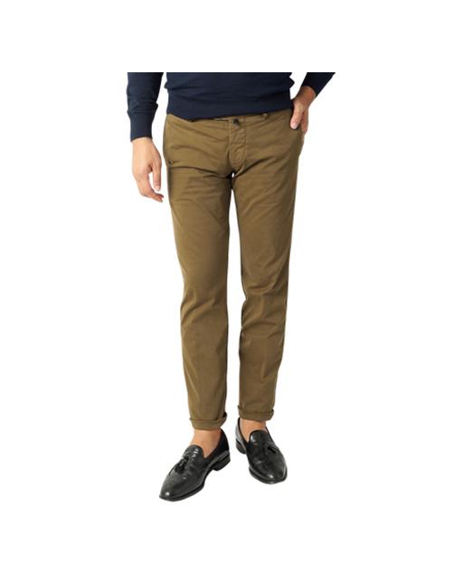 意大利纯棉西裤