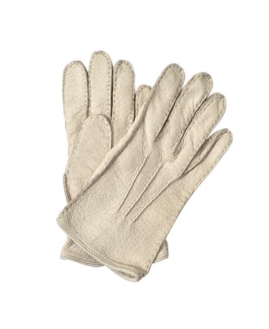 意大利野猪皮手套