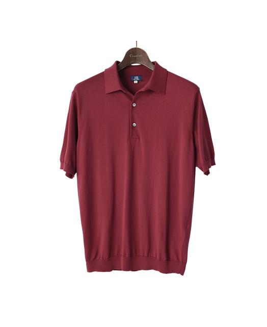 针织Polo衬衫