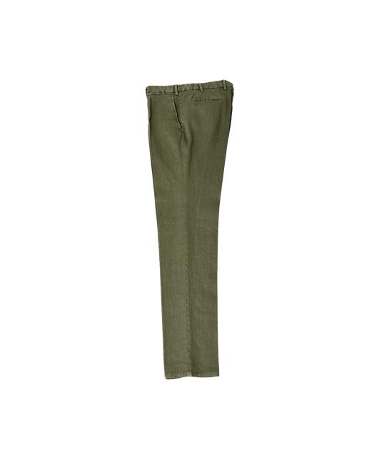 意大利亚麻棉西裤