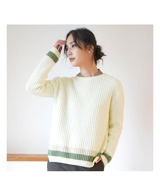 畦編み针织