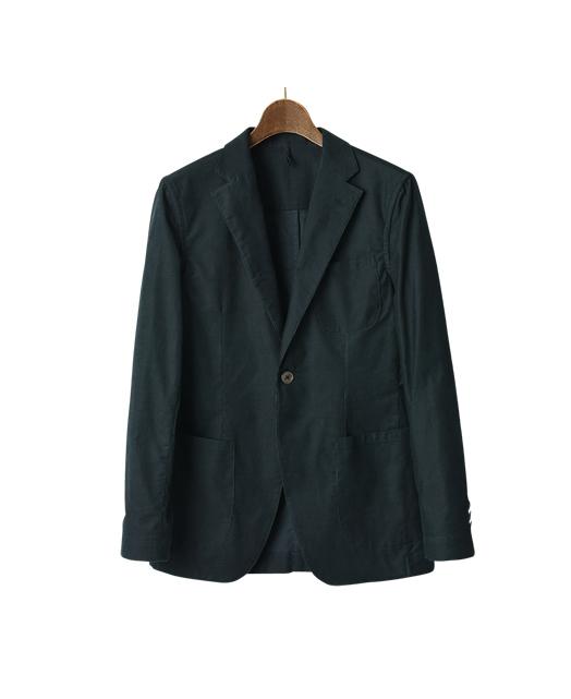 灯芯绒外套